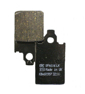 EBC Brake SFA116 Scooter Brake Pads 125-9
