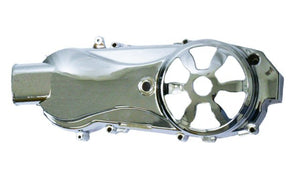 Chrome GY6 CVT Cover - Shortcase 169-339