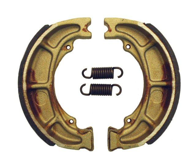Load image into Gallery viewer, EBC Brake 817 Brake Shoes 120x25mm 142-22