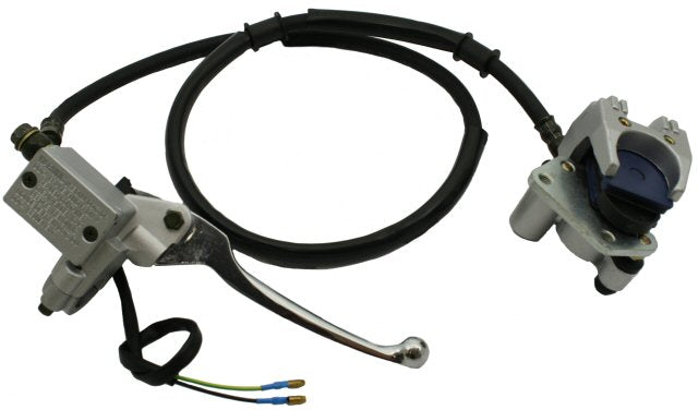 Front Hydraulic Brake Assembly 100-166
