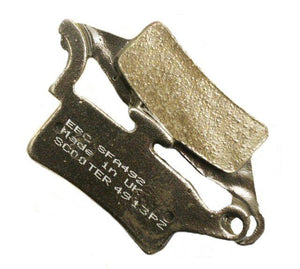 EBC Brake SFA492 Scooter Brake Pads 125-56