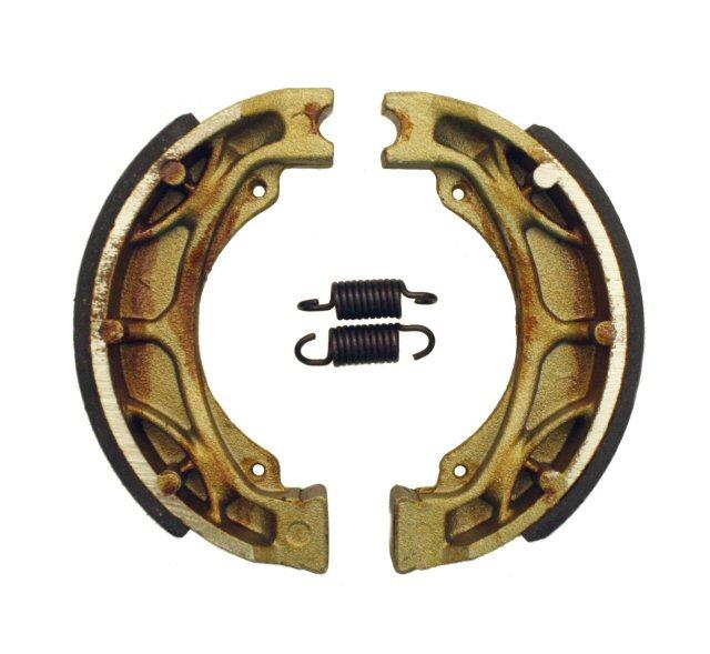 Load image into Gallery viewer, EBC Brake 893 Brake Shoes 110x25mm 142-25