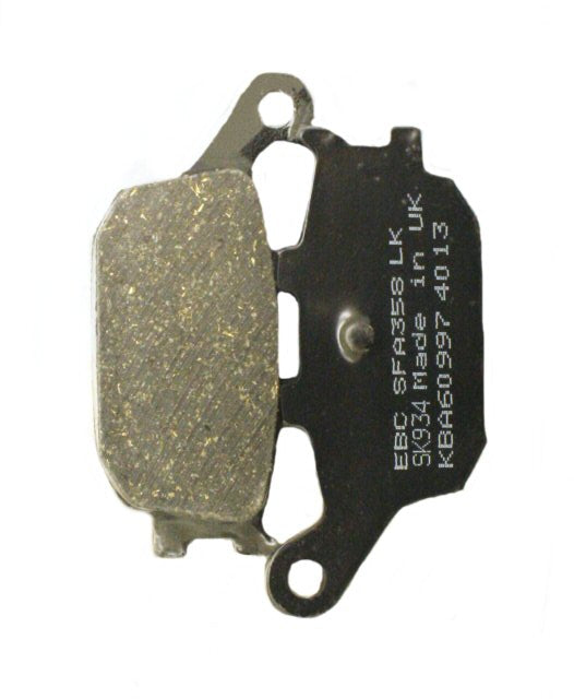 Load image into Gallery viewer, EBC Brake SFA358 Scooter Brake Pads 125-45