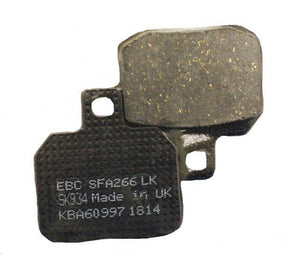 Load image into Gallery viewer, EBC Brake SFA266 Scooter Brake Pads 125-30