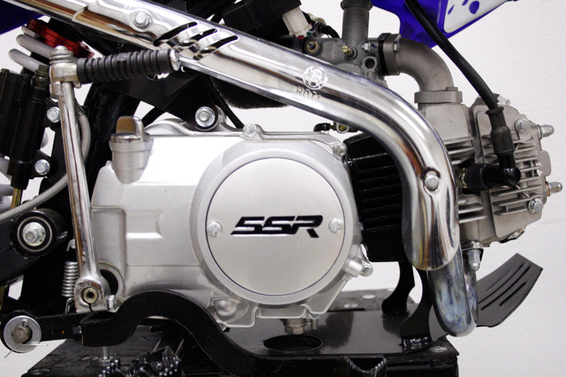 SSR 125 Dirt Bike, Fully Automatic, Electric Start