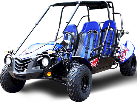 Load image into Gallery viewer, Blazer 200X 4-Seater Buggy Go Kart
