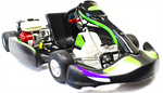 Voodoo VR1 Race Go Kart | Adult size | 6.5hp Engine, ready-to-run