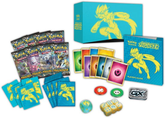 Pokémon TCG: Sun & Moon Lost Thunder Elite Trainer Box