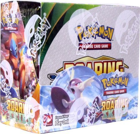 Pokémon TCG: Roaring skies Booster Case (Boxes of 6) - BigBoi Cards