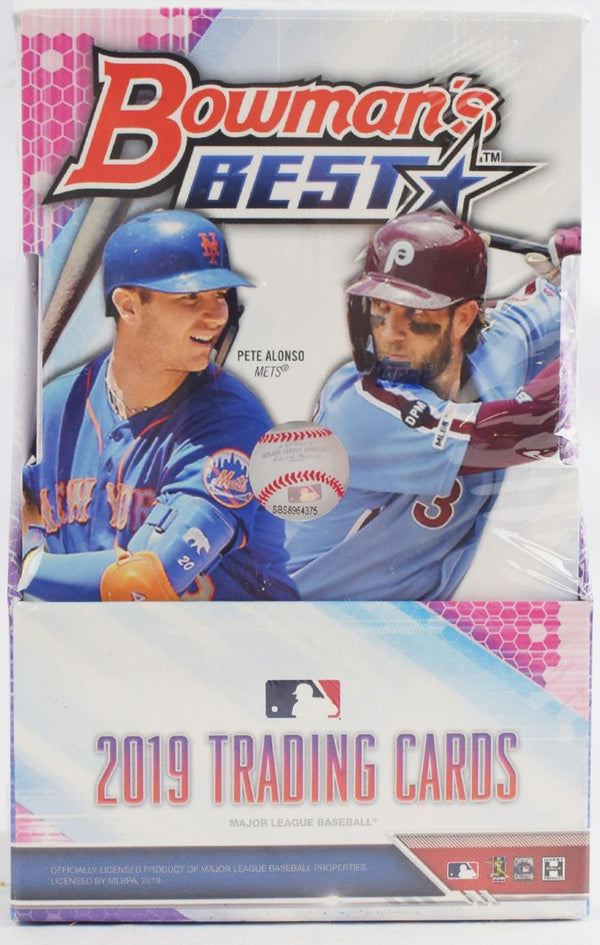2019 Bowman's Best Baseball Hobby Box - BigBoi Cards