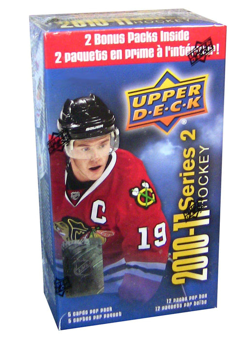 2010-11 Upper Deck Series 2 Hockey Blaster