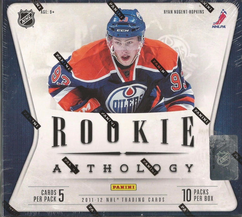 2011-12 Upper Deck Ultimate Collection Hockey Sealed Hobby Boxes 3 BOX LOT