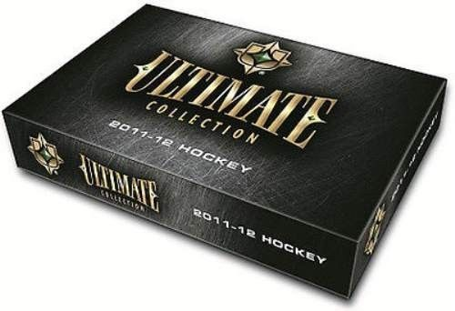 2011-12 Upper Deck Ultimate Collection NHL Hockey Hobby Box