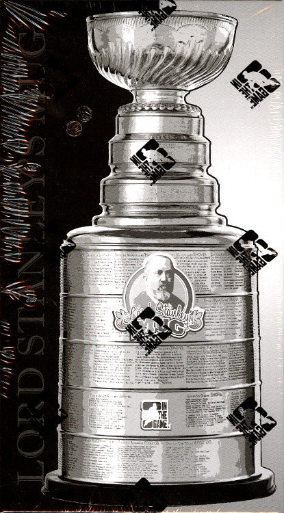 2013-14 In The Game Lord Stanley's Mug Hockey Hobby Box