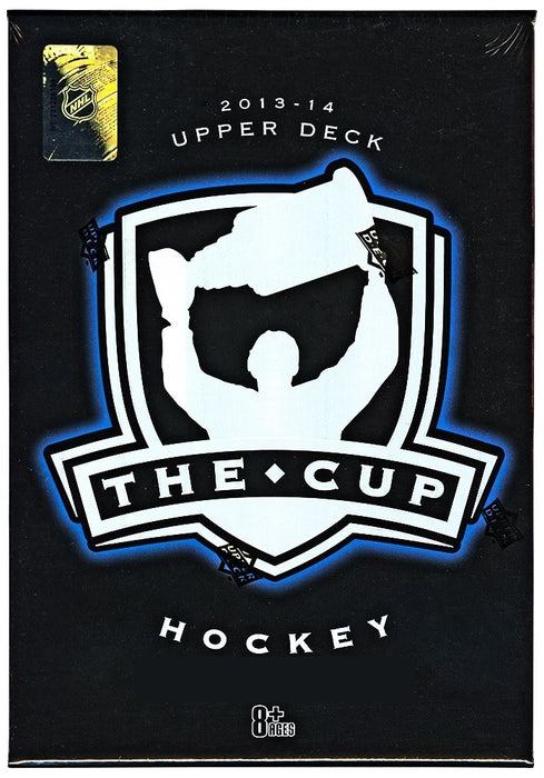 2013-14 Upper Deck The Cup NHL Hockey Hobby Box