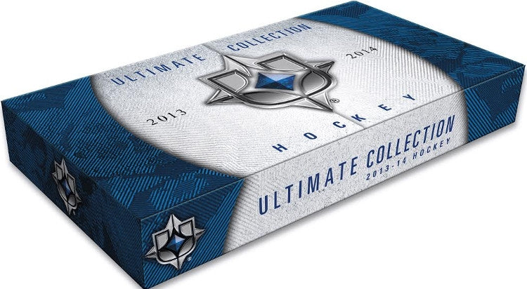 2013-14 Upper Deck Ultimate Collection NHL Hockey Sealed Box - BigBoi Cards