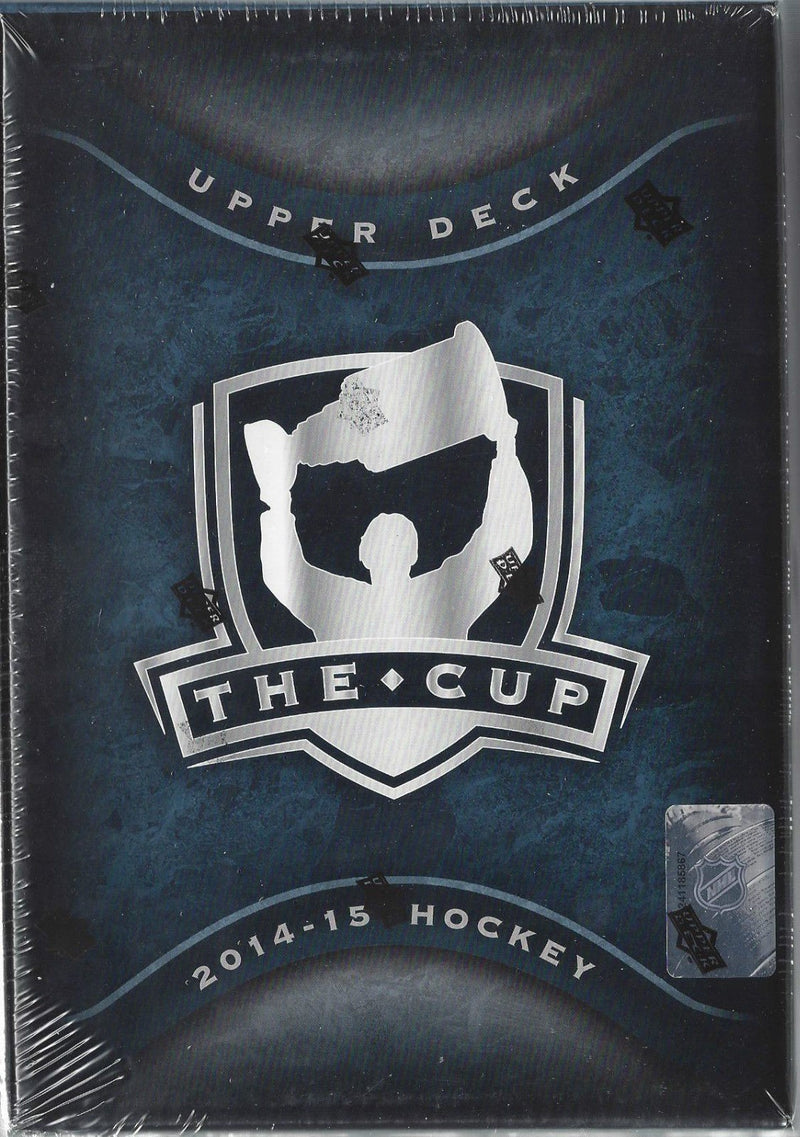 2014-15 Upper Deck The Cup NHL Hockey Case (6 Tins) - BigBoi Cards