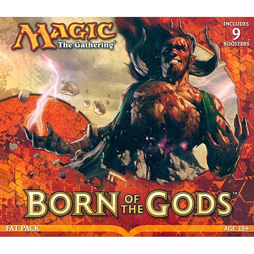 Magic the Gathering: Born of the Gods Fat Pack Box - BigBoi Cards