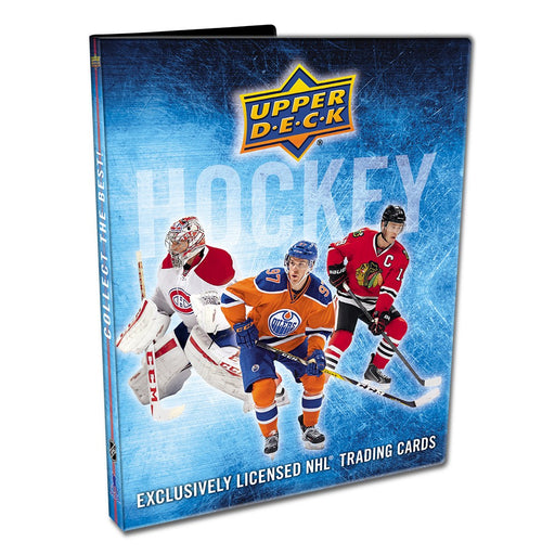 2016-17 Upper Deck Series 1 Hockey Starter Kit Binder