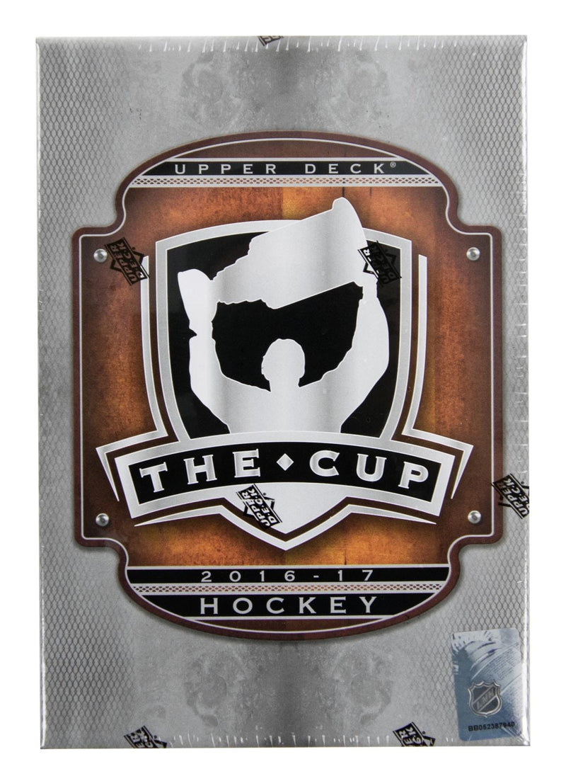 2016-17 Upper Deck The Cup Hockey Hobby Box - BigBoi Cards