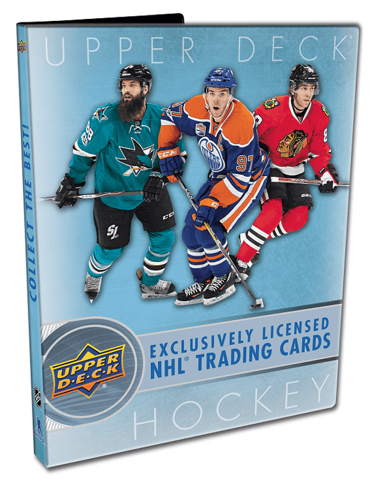 2017-18 Upper Deck Series 1 Starter Kit - Quecan Distribution