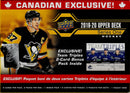 2019-20 Upper Deck Series 1 Hockey Canadian Exclusive Box - BigBoi Cards