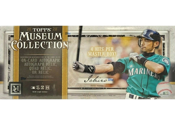 2020 Topps Museum Collection Baseball Hobby Box - BigBoi Cards