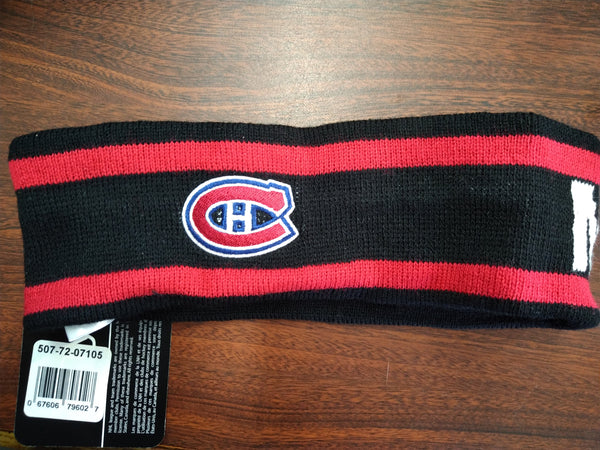 Montreal Canadiens - Head Band - BigBoi Cards