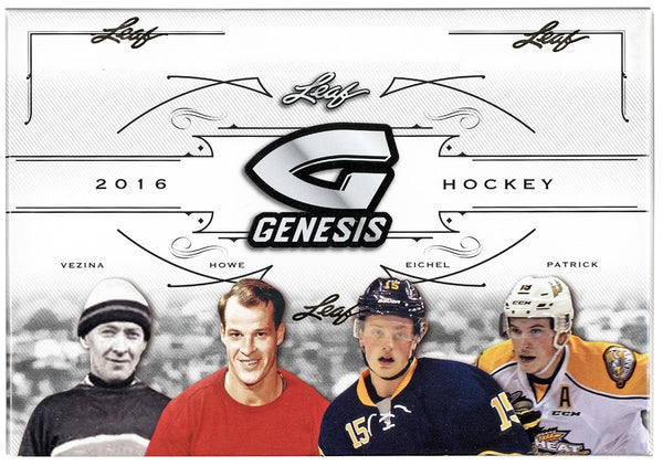 2016-17 Leaf Genesis Hockey Hobby Box - BigBoi Cards