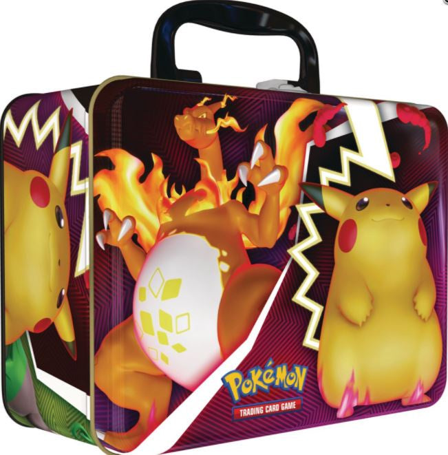 Pokemon Collector's Chest Fall Tin 2020 - BigBoi Cards