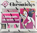 2020 Panini Chronicles Baseball Box - BigBoi Cards
