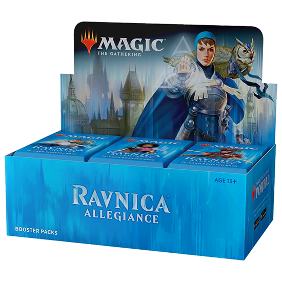 Magic The Gathering: Ravnica Allegiance Booster Box - BigBoi Cards
