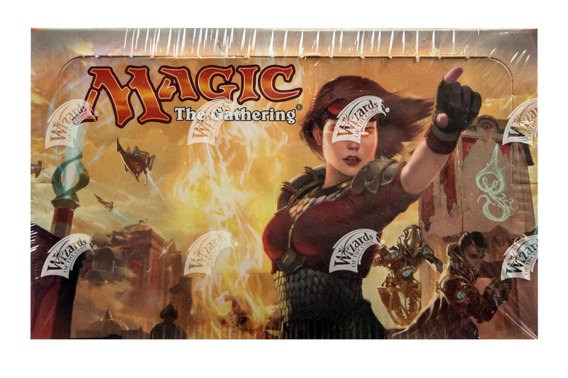 Magic The Gathering: Aether Revolt Booster Box - BigBoi Cards