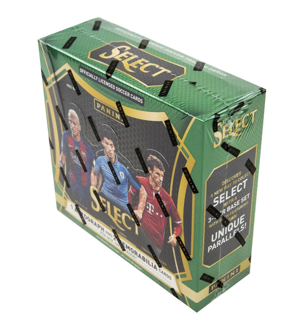 2016-17 Panini Select Soccer Hobby Box - BigBoi Cards