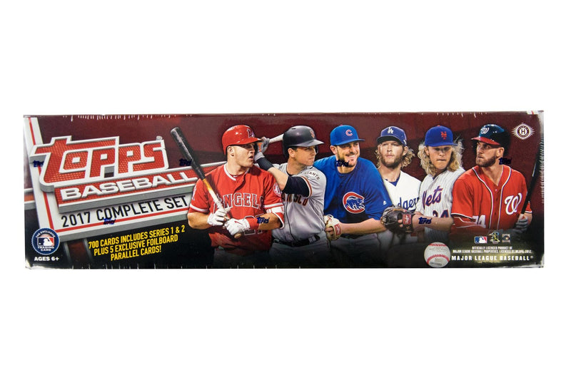 2017 Topps Baseball Set Hobby - BigBoi Cards