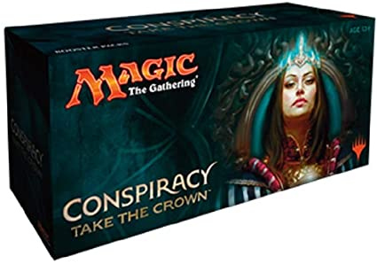 Magic the Gathering Conspiracy: Take the Crown Booster Box - BigBoi Cards