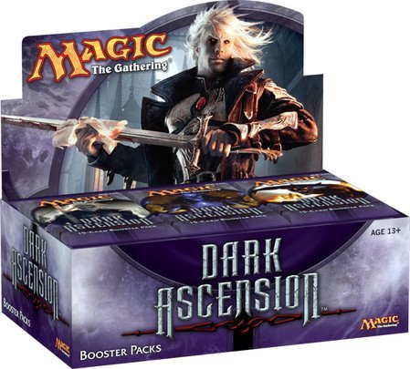 Magic the Gathering Dark Ascension Booster Box - Quecan Distribution