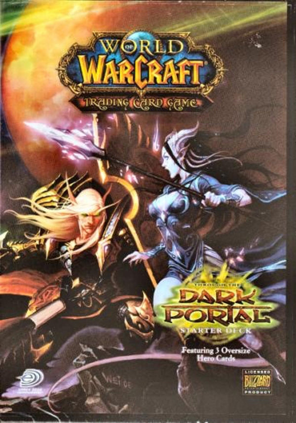 World Of Warcraft Dark Portal Starter Deck - BigBoi Cards