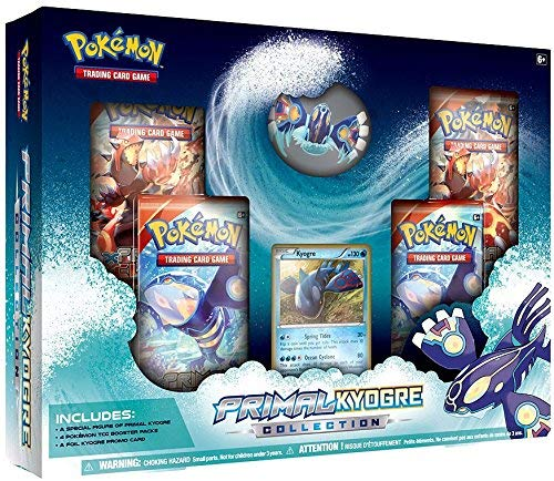 Pokémon TCG Primal Kyogre Collection Box - BigBoi Cards