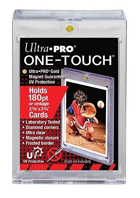 Ultra Pro UV ONE-TOUCH Magnetic Holder 180pt (Lot of 5)