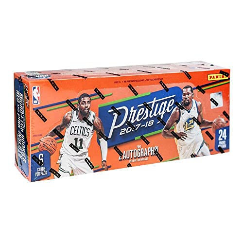 2017-18 Panini Prestige Basketball Hobby Sealed Box - BigBoi Cards