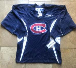 Montreal Canadiens - Blue Jersey Size S - BigBoi Cards