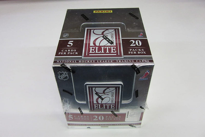 2011-12 Panini Elite Hockey Hobby Box - BigBoi Cards