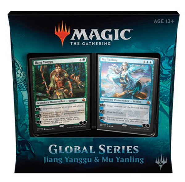 Magic The Gathering Global Series Jiang Yanggu & Mu Yanling Box - BigBoi Cards
