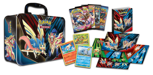 Pokemon 2020 Spring Collectors Chest Tin - BigBoi Cards