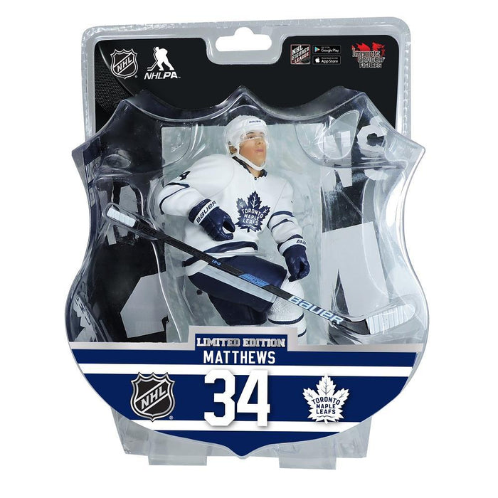 Austin Matthews Toronto Maple Leafs Limited Edition 6 inch Figurine