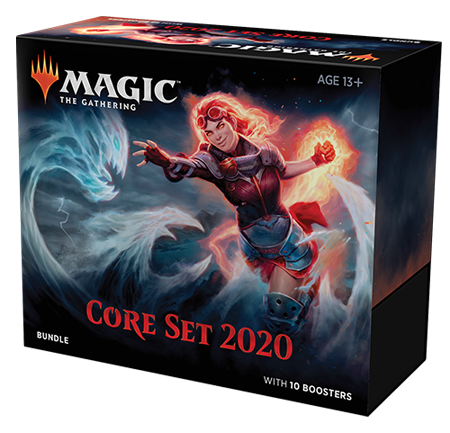 Magic The Gathering Core Set 2020 Bundle Box - BigBoi Cards