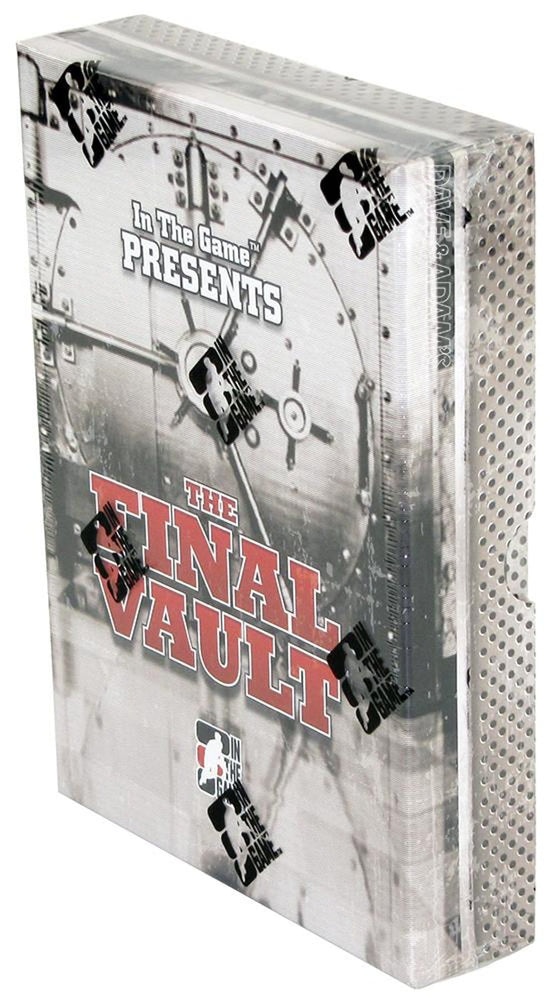 [Case of 10] 2015-16 ITG The Final Vault Hockey Hobby Box