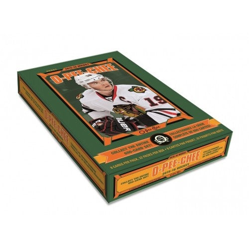 2015-16 Upper Deck O-Pee-Chee NHL Hockey Hobby Case (Boxes of 12) - BigBoi Cards