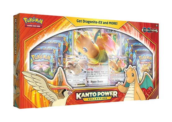 Pokemon Dragonite-EX Kanto Power Collection Box - BigBoi Cards
